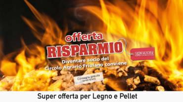 Offerta Legno & Pellet