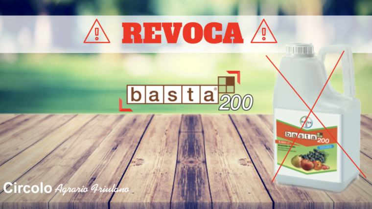 Revoca BASTA 200