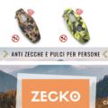 Dispositivi Zecko – anti pulci e zecche per persone