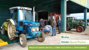 Presentazione pratica corso patentini e fitofarmaci